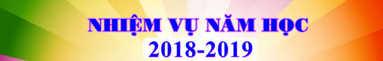 CV 1689/SGDĐT – GDTrH Hướng dẫn thực hiện nhiệm vụ giáo dục trung học năm học 2018 – 2019